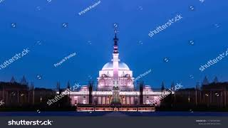 President House India Delhi