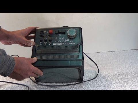 ТВ Электроника 23ТБ -316Д