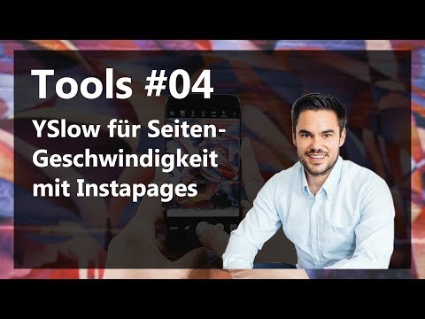 Landingpages - hohe Performance durch Instapage bei YSlow / Tools #04
