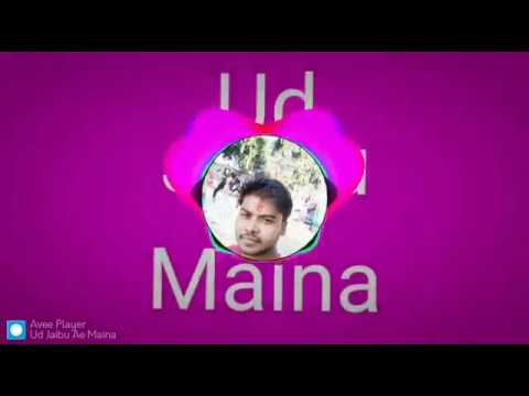 Ud Jaibu Ae Maina DJ Faadu Ritesh Pandey Songs (nirahua hindustani)