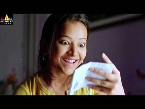 Kotha Bangaru Lokam Movie Scenes | Swetha Basu Letter to Varun Sandesh | Sri Balaji Video