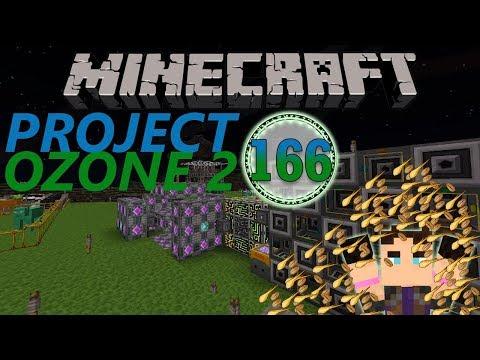 Minecraft: Project Ozone Part 166 - GRAIN SILO