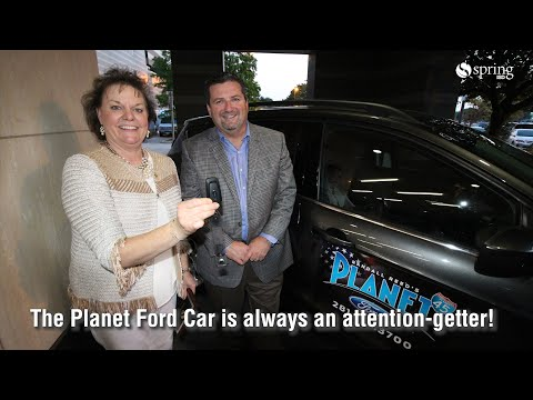 Spring ISD Teachers of the Year Appreciate Planet Ford!