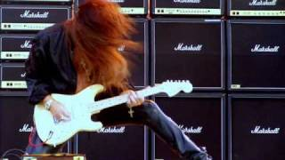 Yngwie Malmsteen - Gimme! Gimme! Gimmie! (Abba Cover)