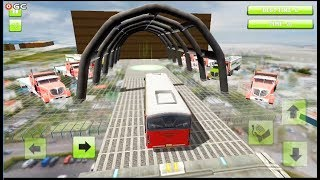 Impossible Bus Driving Tracks - Bus Driver Games - Android gameplay