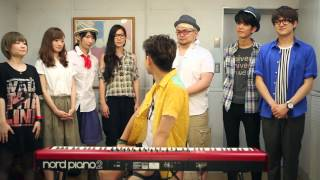 Goosehouse LIVE ツアー『Soundtrack?』でのコーラス練習のための動画...