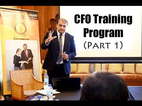 Financial Innovation & Entrepreneurship (Part 1) | CFO Training Program