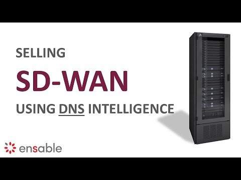 How to Sell SD-WAN Using DNS Intelligence
