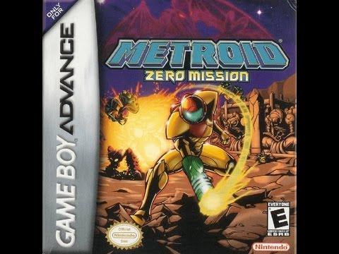 zero mission metroid