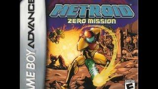 Metroid: Zero Mission Video Walkthrough