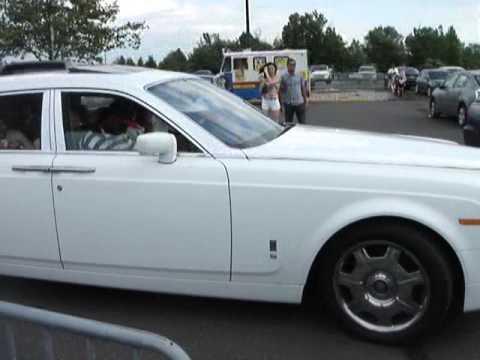 Juelz Santana At Funk Flex Car Show Youtube