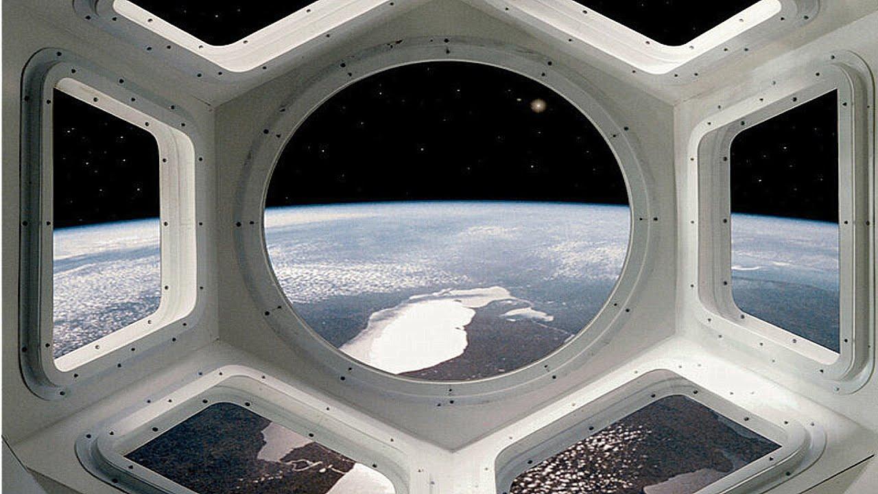 В космическом корабле Crew Dragon появится туалет с панорамным видом на космос