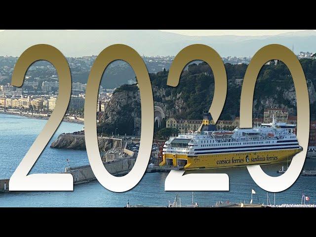 Crociera di Capodanno 2020 sulla Mega Smeralda, Corsica Ferries