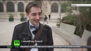 Trump: US makes 'excellent' wine... But what do Parisians have to say?