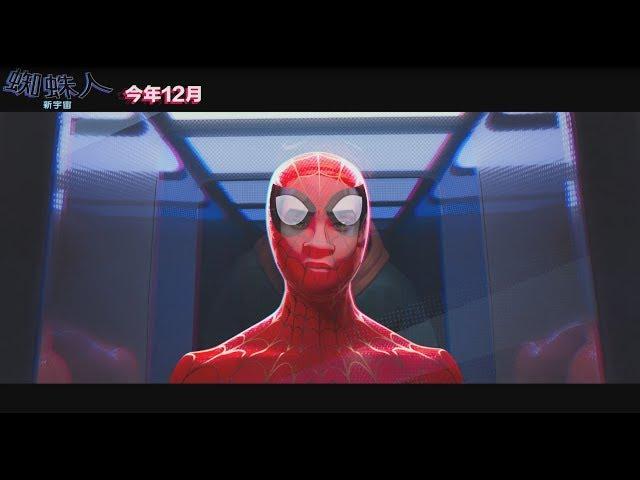 【蜘蛛人:新宇宙】正式預告 熱血發佈