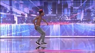 Turf, San Francisco Auditions ~ America's Got Talent 2012