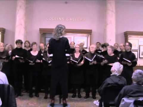 "Flash Choir sings Paulann Petersen's ""Replenish"" - YouTube"