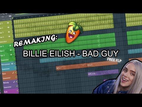 "Remaking ""Bad Guy"" with Alex! (FLP in description)"