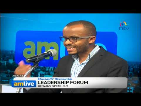 Kenya's young leaders' opinions on tribalism and the divisive election Pt 1