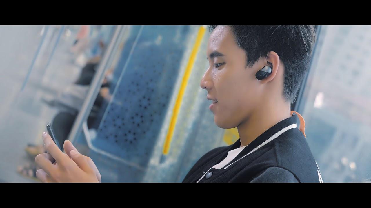 ad7c768dbd3 Sony WF SP700N - Truly Wireless Headphone - YouTube