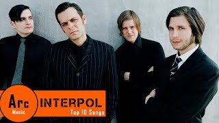 Top 10 Songs by Interpol chords | Guitaa.com