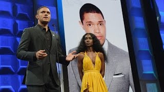 "Trevor Noah & Angelica Ross On How To Be Allies To Trans People: ""Just listen."" 