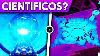 What happened to the scientists and the portals? - Fortnite Temporda 8 Theories and Secrets