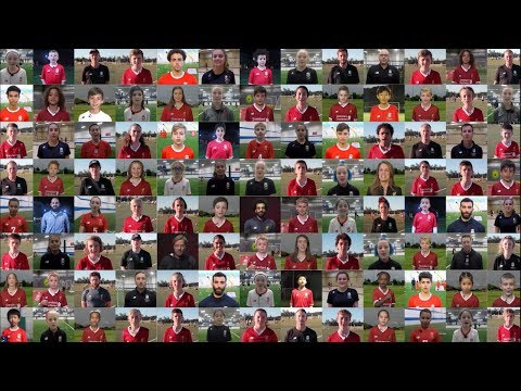 LFC International Academy 2018 - Ambition, Commitment, Dignity, Unity