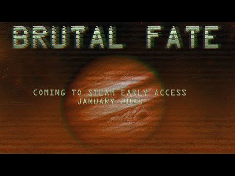 Brutal Fate - Upcoming Retro FPS Reveal and Gameplay Teaser