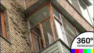 Жители посёлка Большое Руново в Кашире рискуют встретить холода с разбитыми окнами