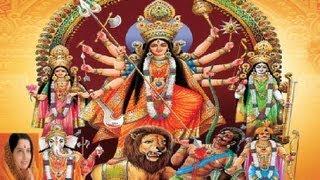 Durga Amritwani Part 1 Mangalmayi Bhay Mochini By Anuradha Paudwal [Full Song] I Durga Amritwani