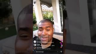 Tariq Nasheed Talks About Los Angeles Street Politics