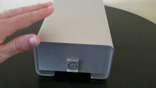 G-Technology G-RAID 1TB Hard Drive Review