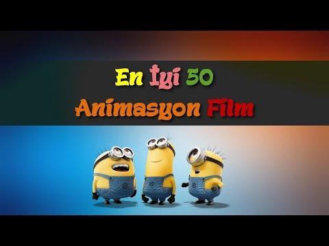 En İyi 50 Animasyon Film