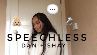 Speechless - Dan and Shay // cover Video