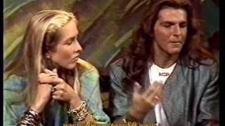 Thomas Anders & Nora(South Africa interview)