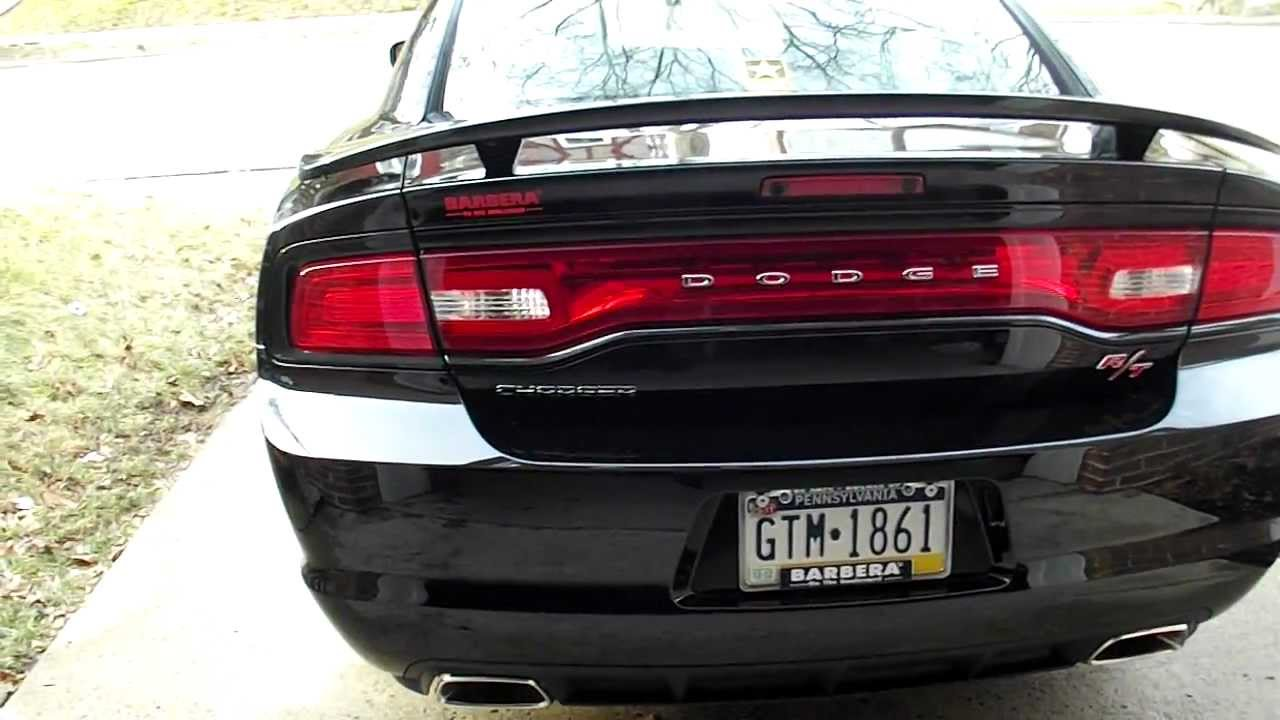 2012 dodge charger r t with flow masters super 40 mufflers custom cat back youtube. Black Bedroom Furniture Sets. Home Design Ideas