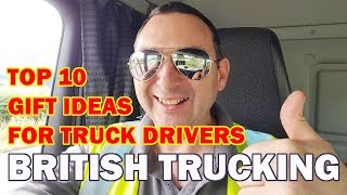 Top 10 Gift Ideas For Truck Drivers