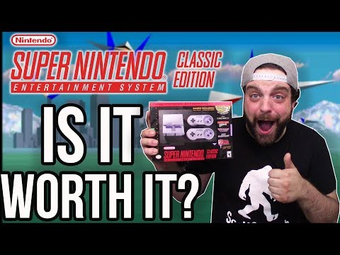SNES Classic Edition - Is It Worth It? | RGT 85 Preview