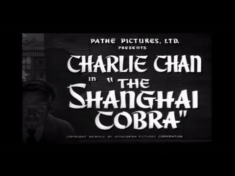 06   Charlie Chan In Shanghai 1935 Excellent