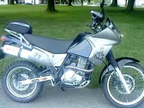 suzuki dr 650 rse sound gpr lights youtube. Black Bedroom Furniture Sets. Home Design Ideas