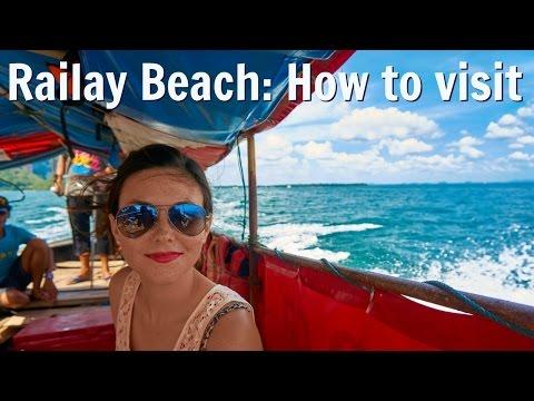 How to plan a trip to Railay Beach, Thailand!