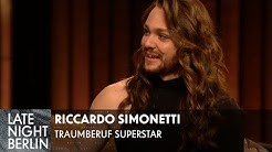 Riccardo Simonetti - Traumberuf Superstar | Late Night Berlin | ProSieben