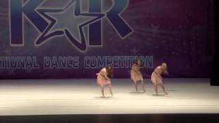 Not About Angels Trio 2015 | Choreography by: Christa Smutek