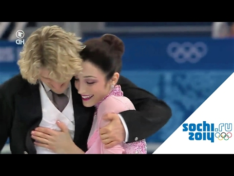 2014 Olympics Ice Dance SD Group 5 Full Version