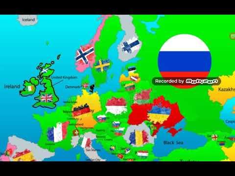Карта 2020 года для маппинга