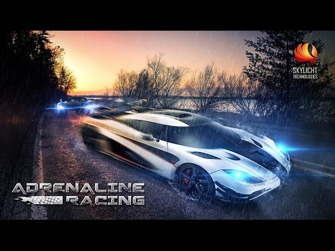 Adrenaline Racing: Hypercars - Android Gameplay HD