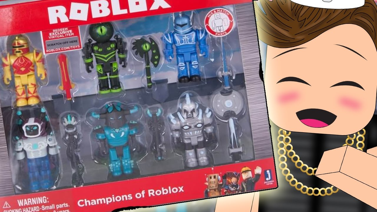 Brand New Toys : Brand new roblox toys kids youtube