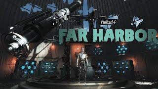 Fallout 4 Far Harbor Первый Взгляд