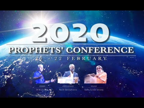 Prophets' Conference 2020 Singapore - Night Meeting 1